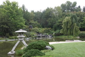 Montreal Botanic Garden Japanese Garden