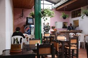 Restaurant in Cajitá