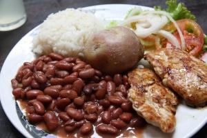 Lunch in Cajitá