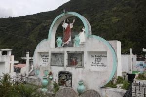 Baños cemetery