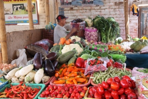 Mancora market