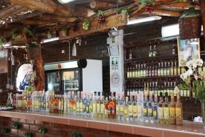 Bottled pisco