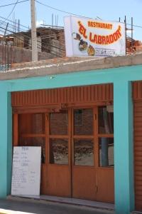 Chivay restaurant