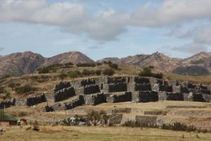 Sacsayhuamán ruins
