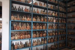Larco Museum storerooms