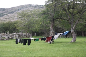 Laundry in Chile