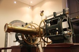Merz Equatorial Telescope
