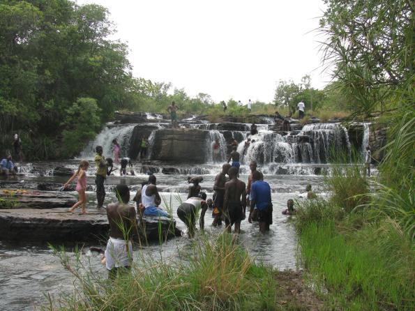 Banfora Falls, Burkina Faso