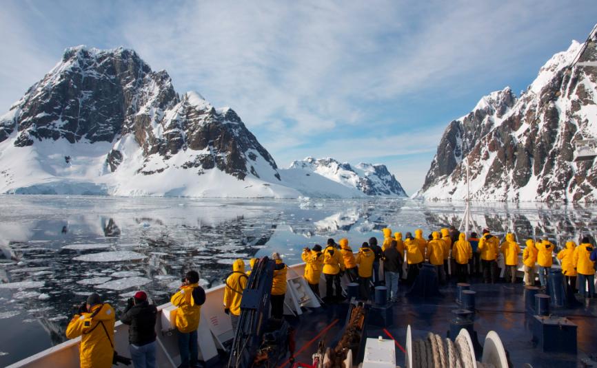 CIA - The World Factbook -- Antarctica