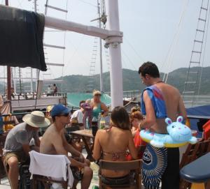 Paraty cruise