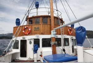 Lake Victoria Ship