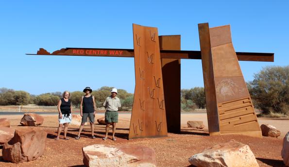Northern Territory border