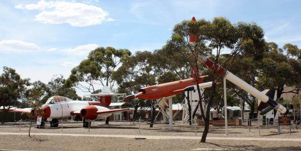 Woomera's National Aerospace and Missile Park