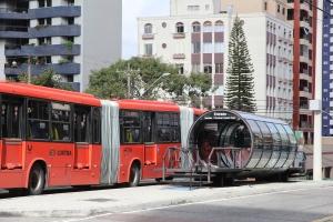 Bus Rapid Transit Curitiba