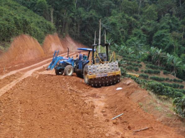 Roadwork, Brazil