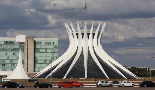 Metropolitan Cathedral, Brasilia