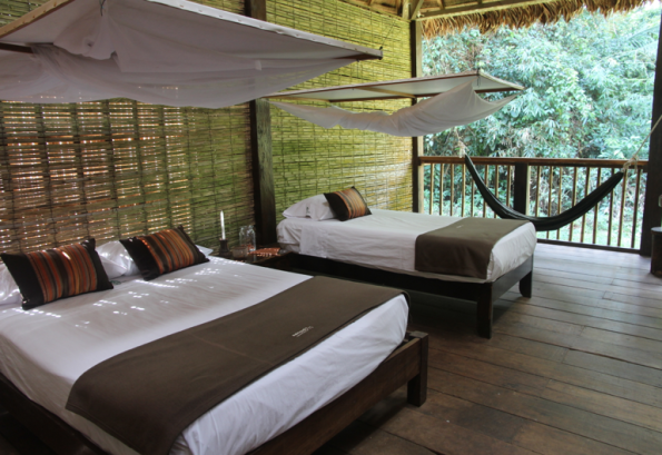 Posada Amazonas, eco lodge