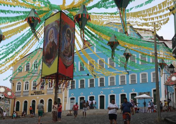 Largo do Pelourinho square, Salvador