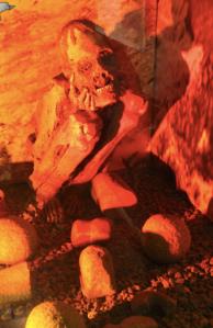 Museo de Sitio del Qoricancha, mummy