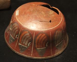 Museo de Sitio del Qoricancha, pottery