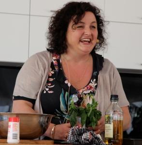 Julie Goodwin, Floriade