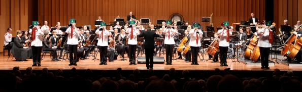 Canberra Symphony Orchestra, RMC Band