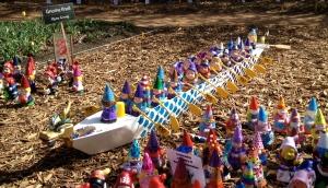 Floriade gnomes