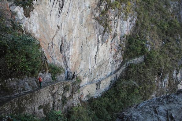 Inca Bridge, Machu Picchu