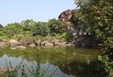 lake, Madan Mahal
