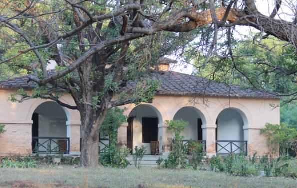 House, Rajaji National Park