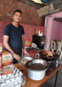 cooking, India