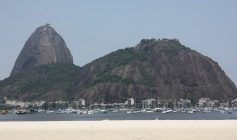Sugarloaf and Morro da Urca