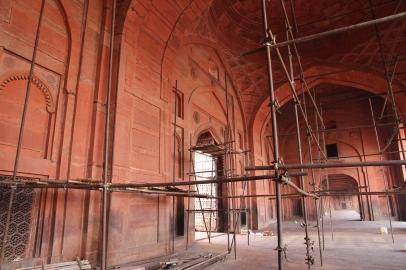 Fatehpur Sikri maintenance