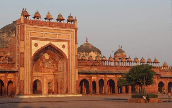 Fatehpur Sikri, Jama Masjid