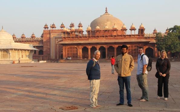 Islam Khan I's tomb