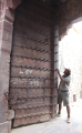 Ranthambore Fort door