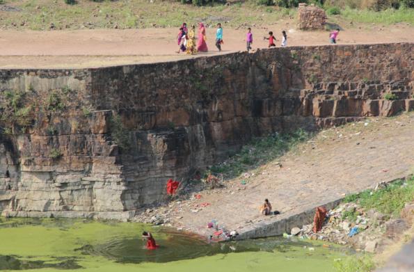 Gupt Ganga, Ranthambore Fort
