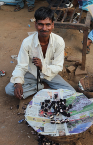 selling water chestnuts