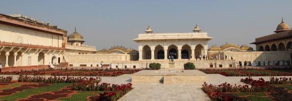 Diwan-i-Khas with gardens