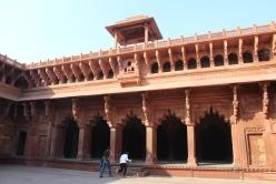 Sandstone pavilion