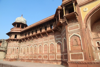 Jahangir Palace looking left