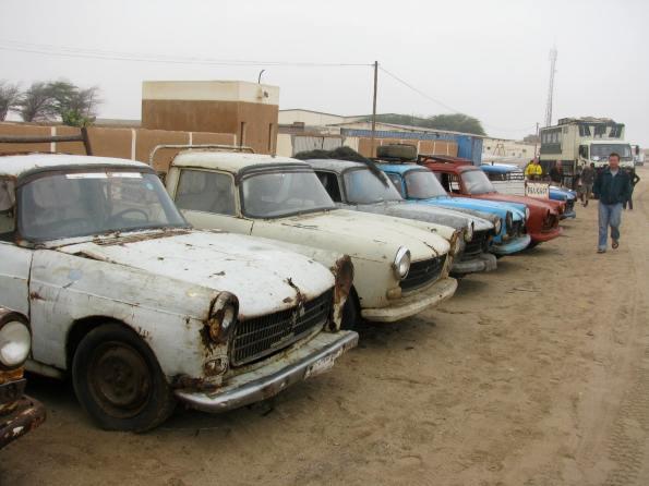 Nouadhibou cars
