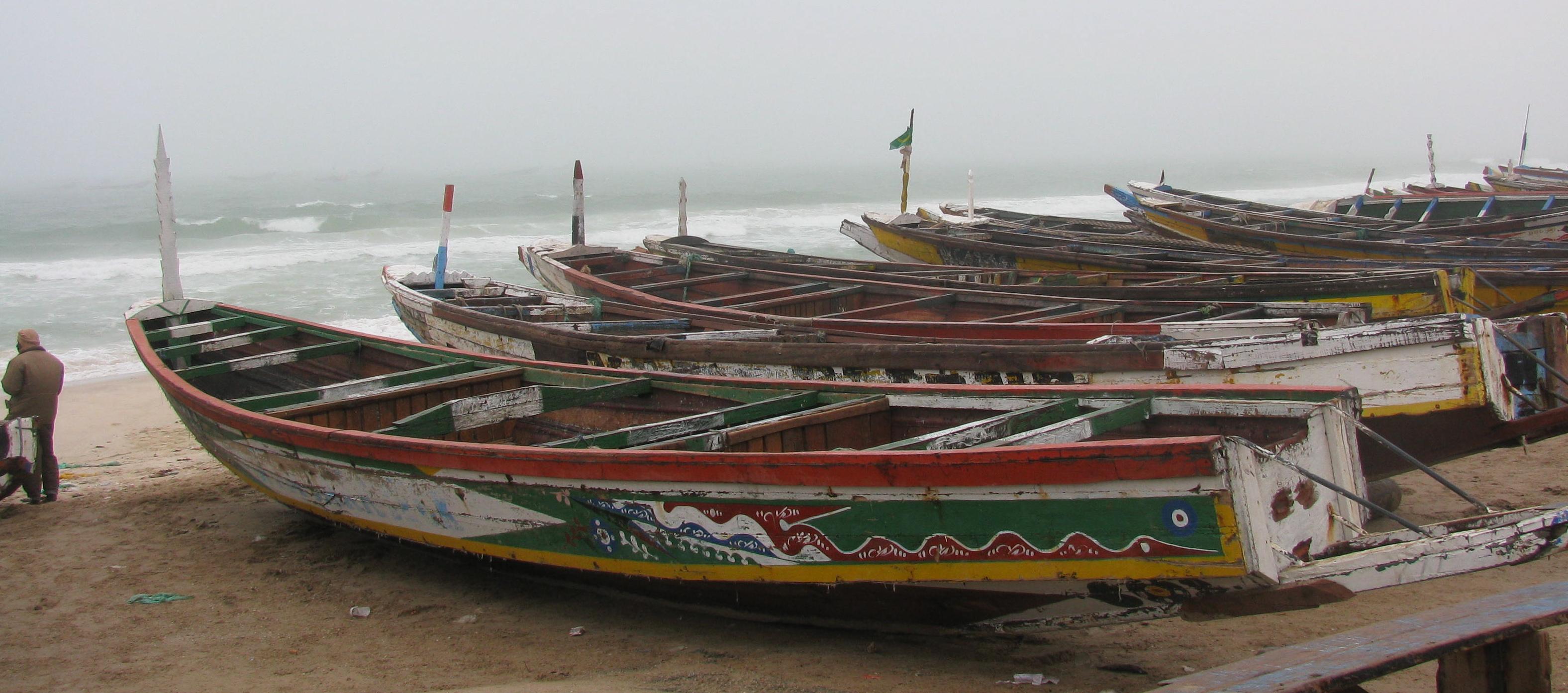 Nouadhibou—let's go fishing in Mauritania | Where to next?