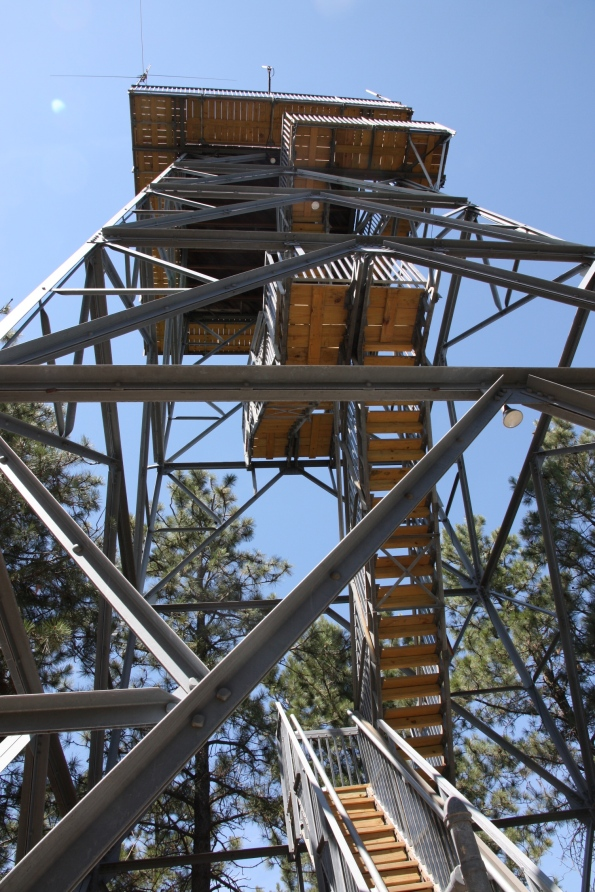 Scott Lookout Tower