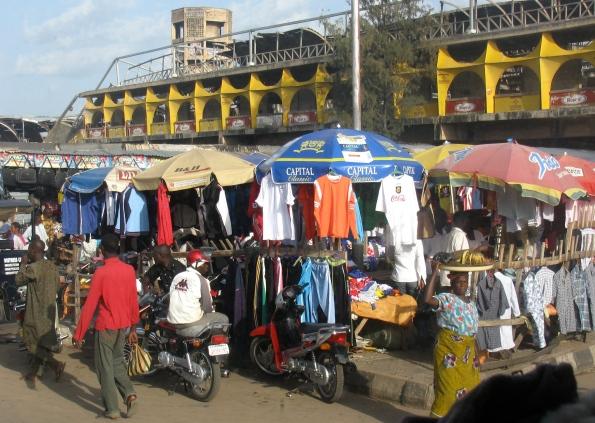 Market in Abuja