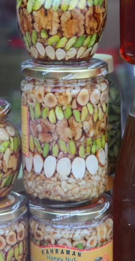 Bottled nuts