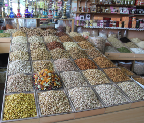 Nuts and pulses