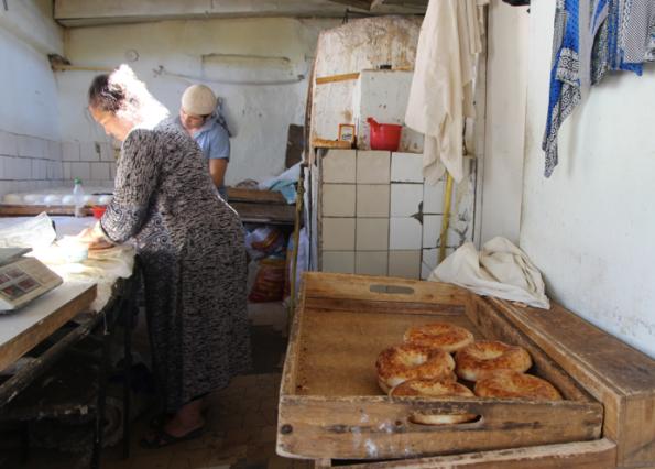 bakery, tashkent, Uzbekistan