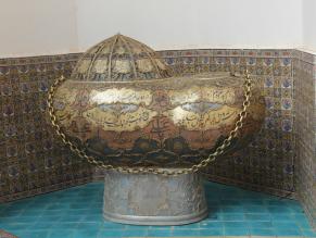 detail Tomb of Shah Nematallah, Iran