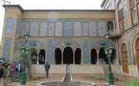 Golestan Palace, Karimkhān's Sanctum
